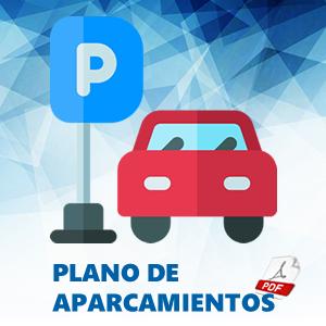 Plano en PDF de los aparcamientos gratuitos de Laguardia