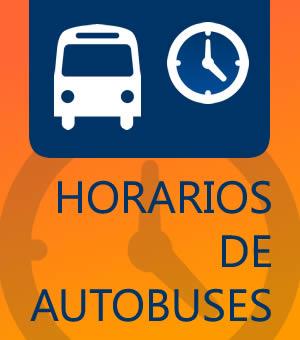 Horarios de autobuses en Rioja Alavesa